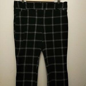 Checker Pants 12